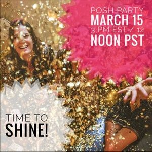 Handbags - Time to shine! Join me March 15 for a Posh Party!